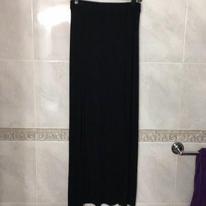 NWOT | Black Maxi Skirt | Women's Size: L